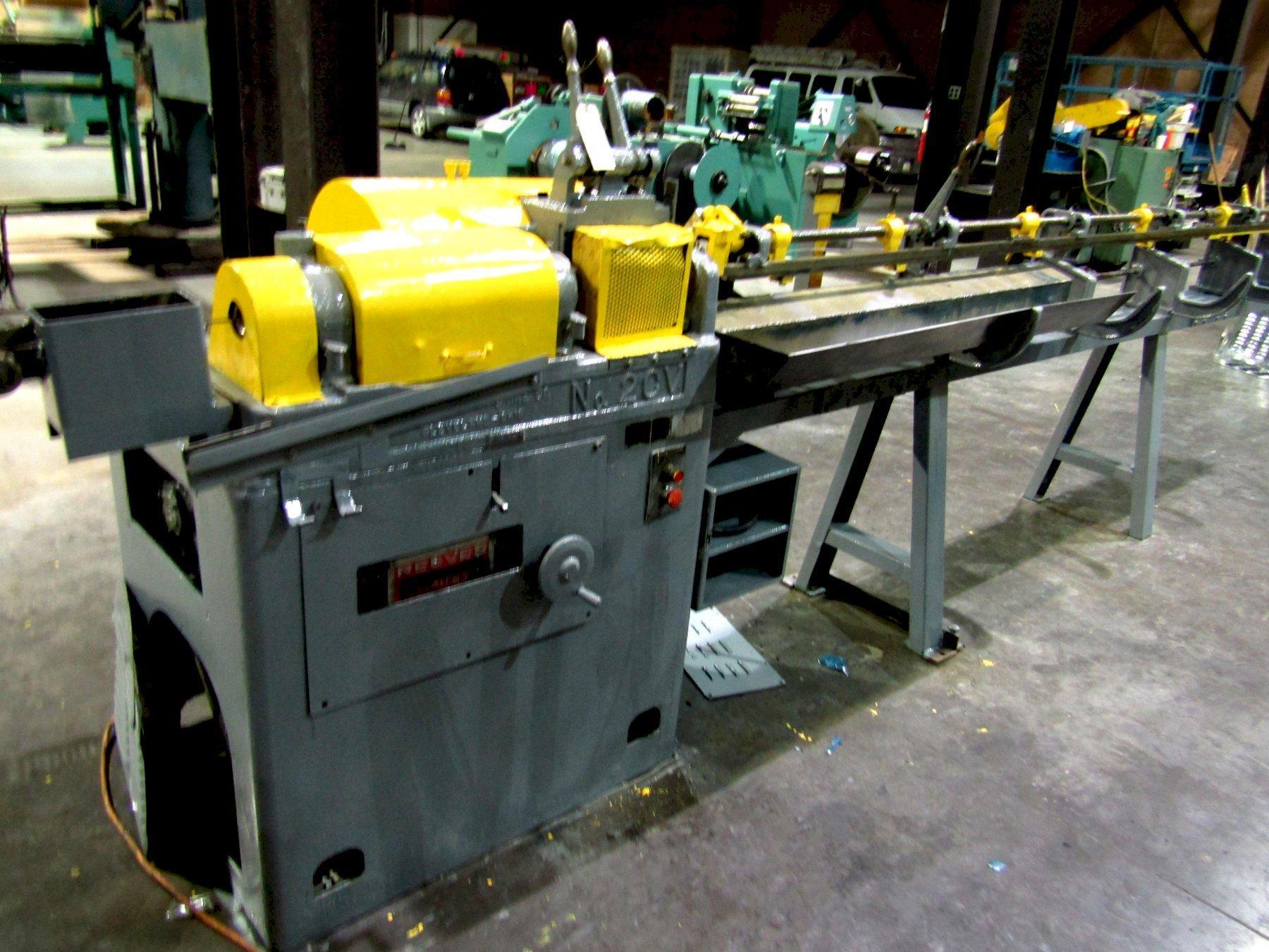"5/16""  Lewis 2CV5 Straight And Cut Machine .062"" - .312"""
