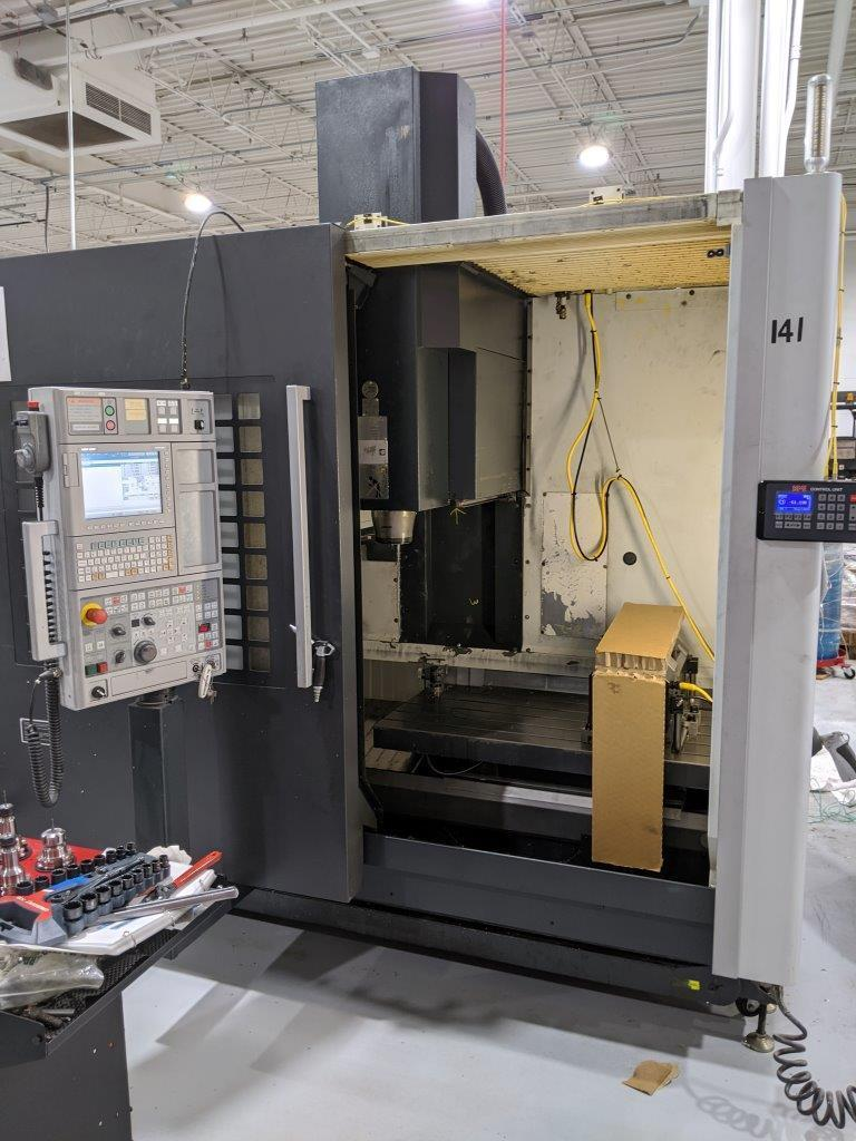 DMG Mori Dura Vertical 1035 eco CNC Vertical Machining Center