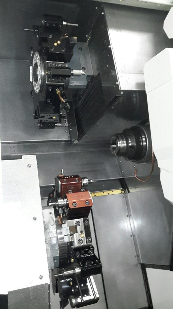 NAKAMURA-TOME WY-150 CNC Horizontal Lathe - 2017