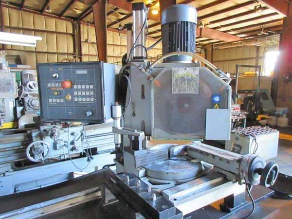 HYD-MECH Model #C370-2SI 2-Head Semi-Automatic Cold Saw