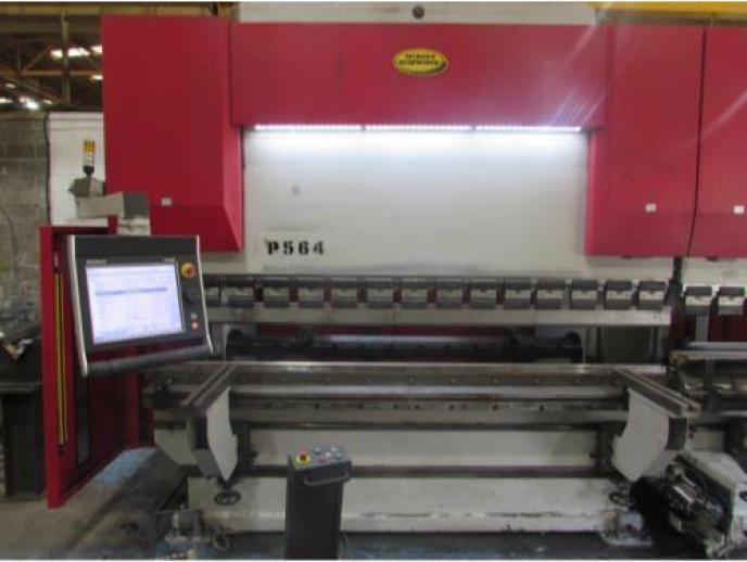 600 ton x 6200mm CNC Tandem Press Brakes