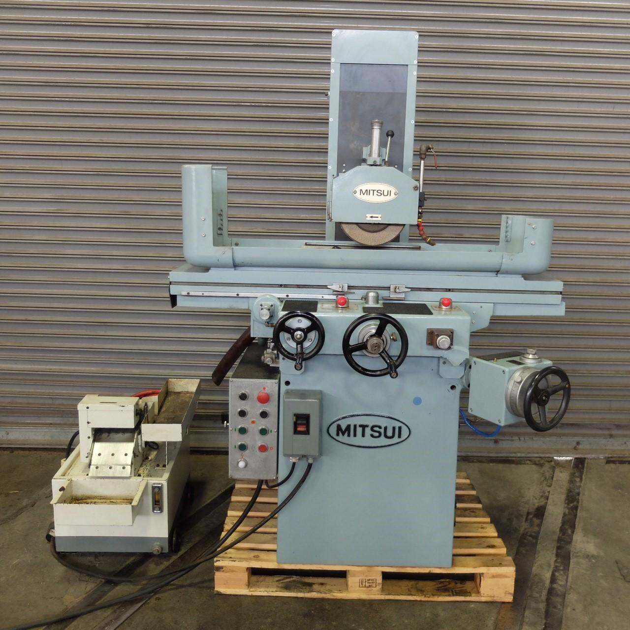 """8"""" x 18"""" MITSUI 3-AXIS AUTOMATIC SURFACE GRINDER"""