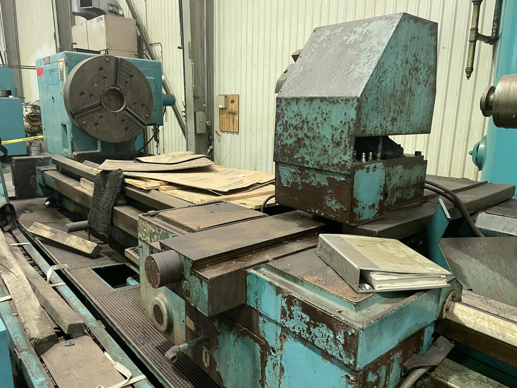 USED, AMERICAN MODEL 5035 X 276 CNC LATHE