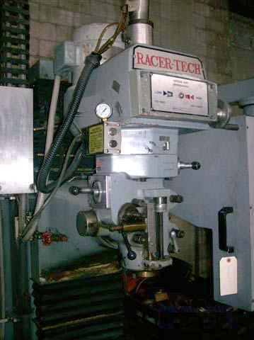 Racer Tech CNC Bed Type Vertical Milling Machine