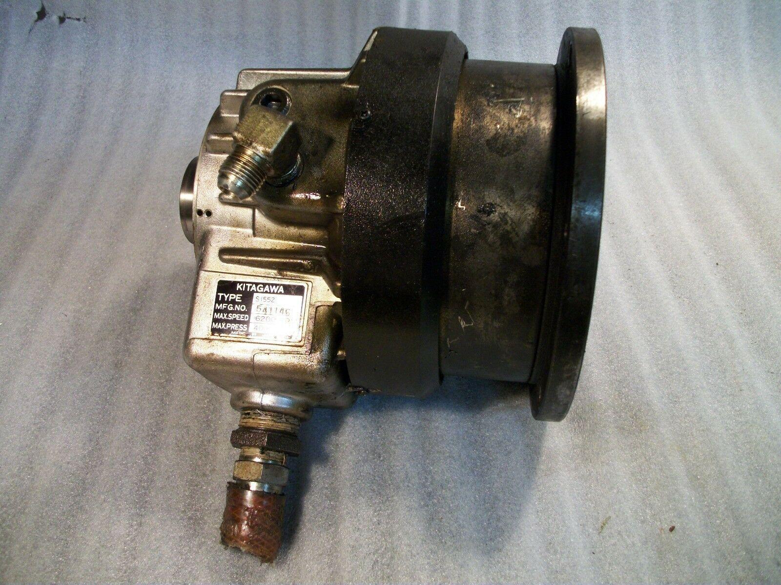 Kitagawa Hydraulic Lathe Chuck Actuator S1552, 541146