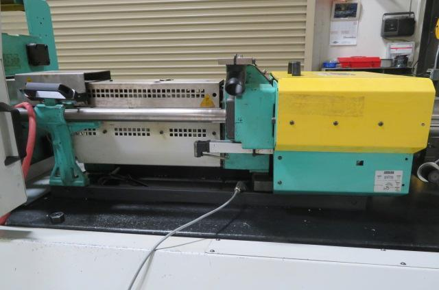 Arburg Used 320S-500-150 Injection Molding Machine, 55 US ton. Yr. 1999, 2.1 oz.