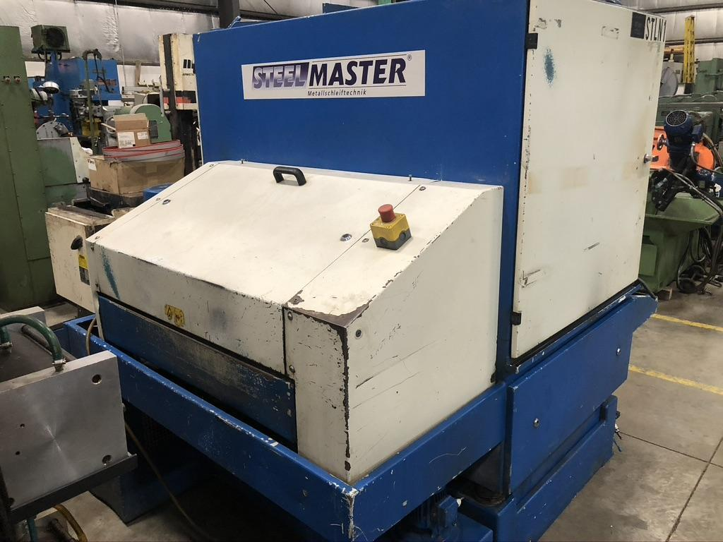 "37"" STEELMASTER PRIMA 2KB-9W WET TYPE DEBURRER"