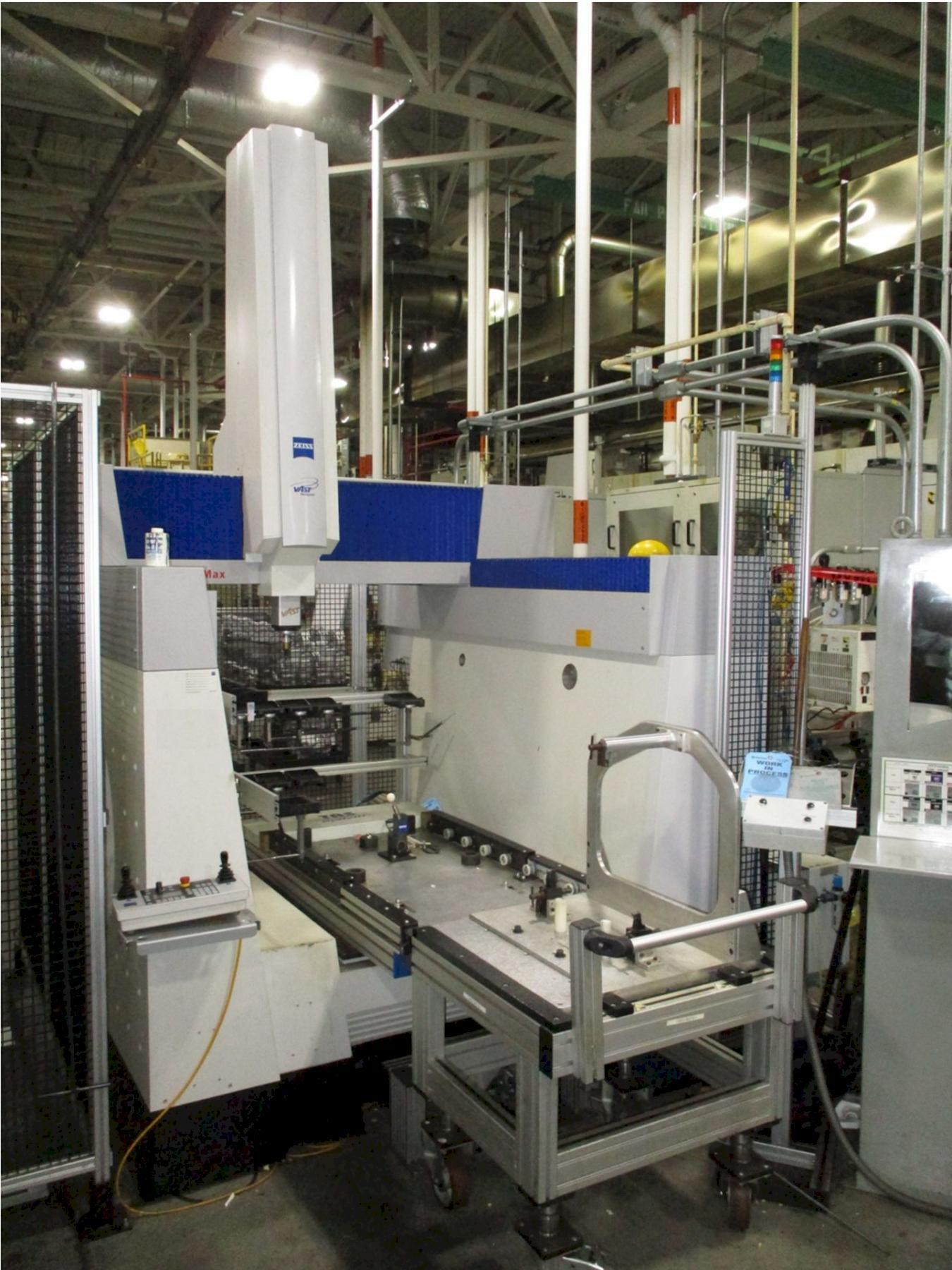 Zeiss Centermax Navigator11/12/9 Coordinate Measuring Machine (CMM)(#33230)