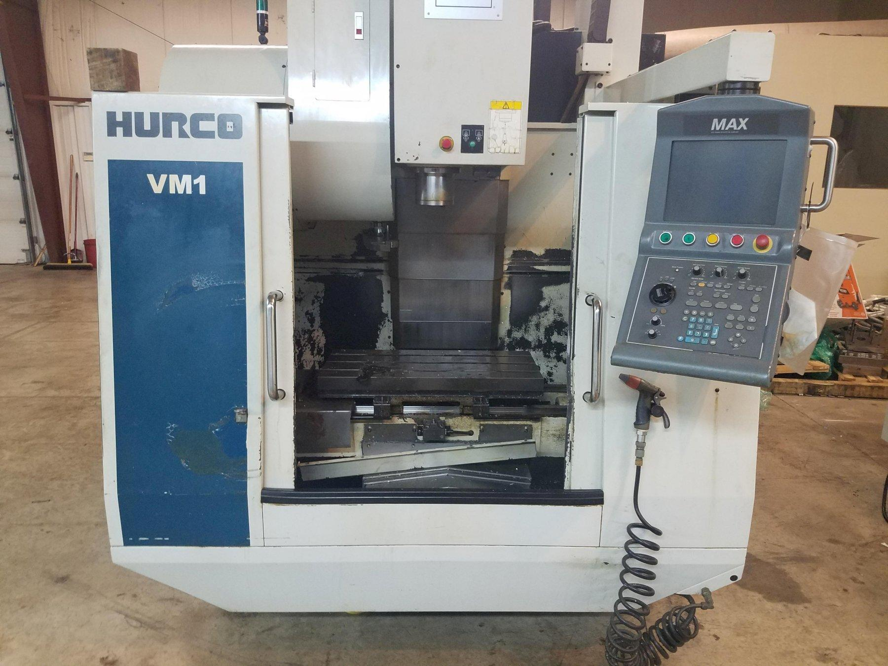 HURCO VM-1 VERTICAL MACHINING CENTER