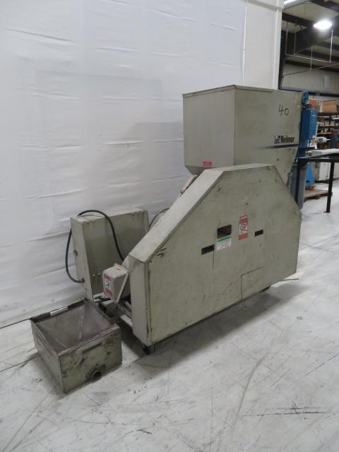 "AEC Nelmor Used G1620 Granulator, 16"" x 20"", 25hp, 460V"