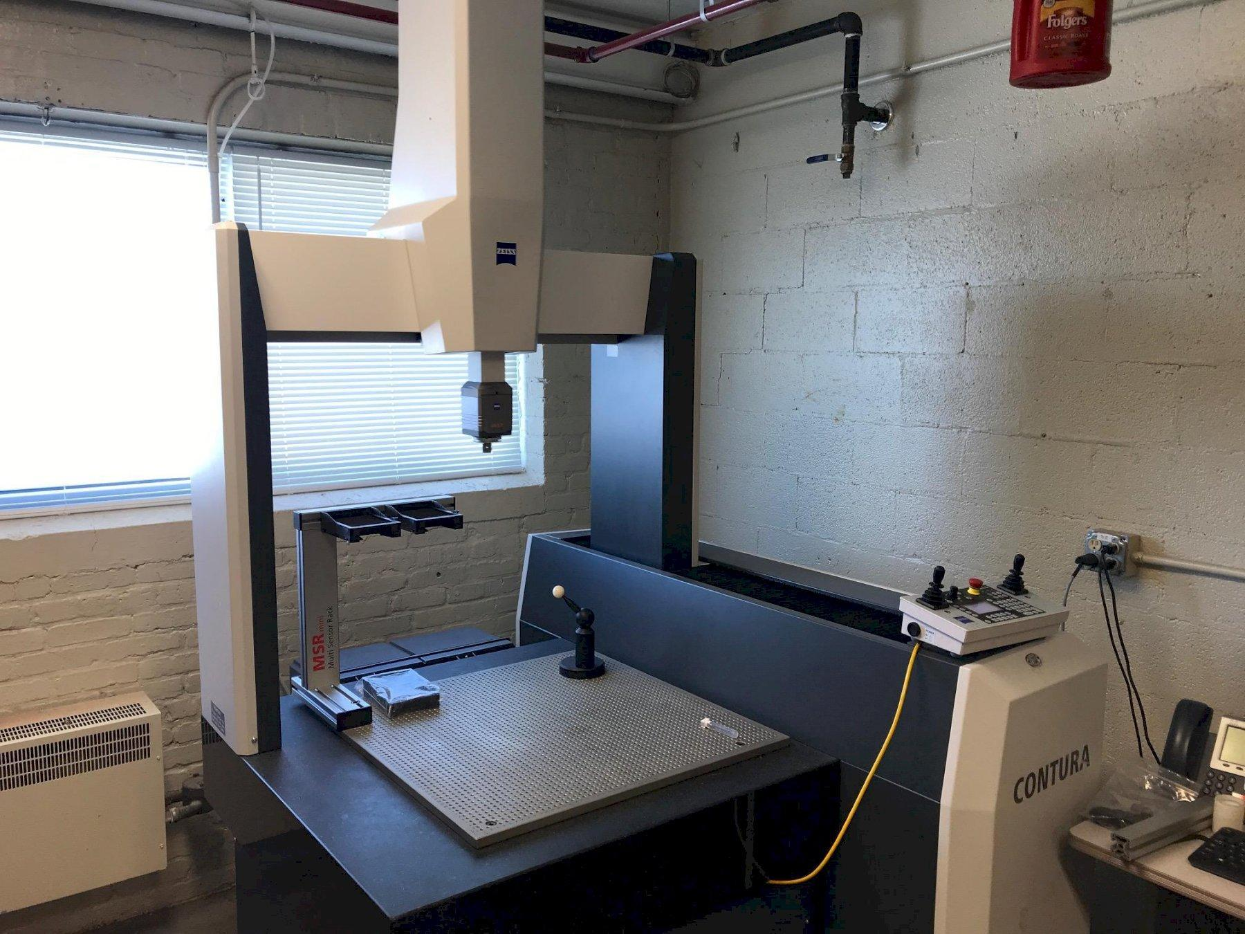 "Zeiss Contura, Model 7/7/6 AKTIV, new 2014 refurbished 2016, measuring range 27.5""x 27.5""x25.4"", professionally packed"