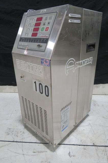 Advantage Sentra 3/4hp, 10kw, Used SK-1035ZHE-41D1 Mold Temperature Control Unit, 460V, Yr.2005