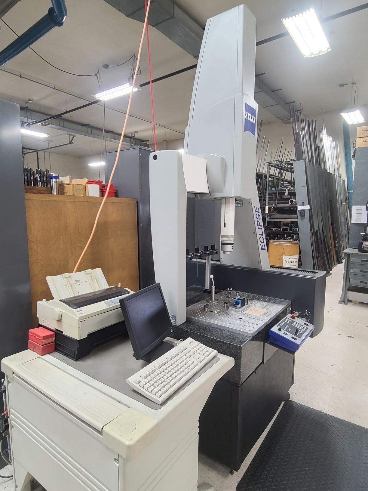 Zeiss Eclipse 550 Coordinate Measuring Machine