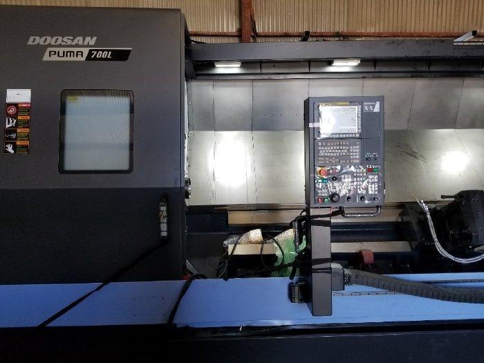 2019 Doosan Puma 700L - CNC Horizontal Lathe