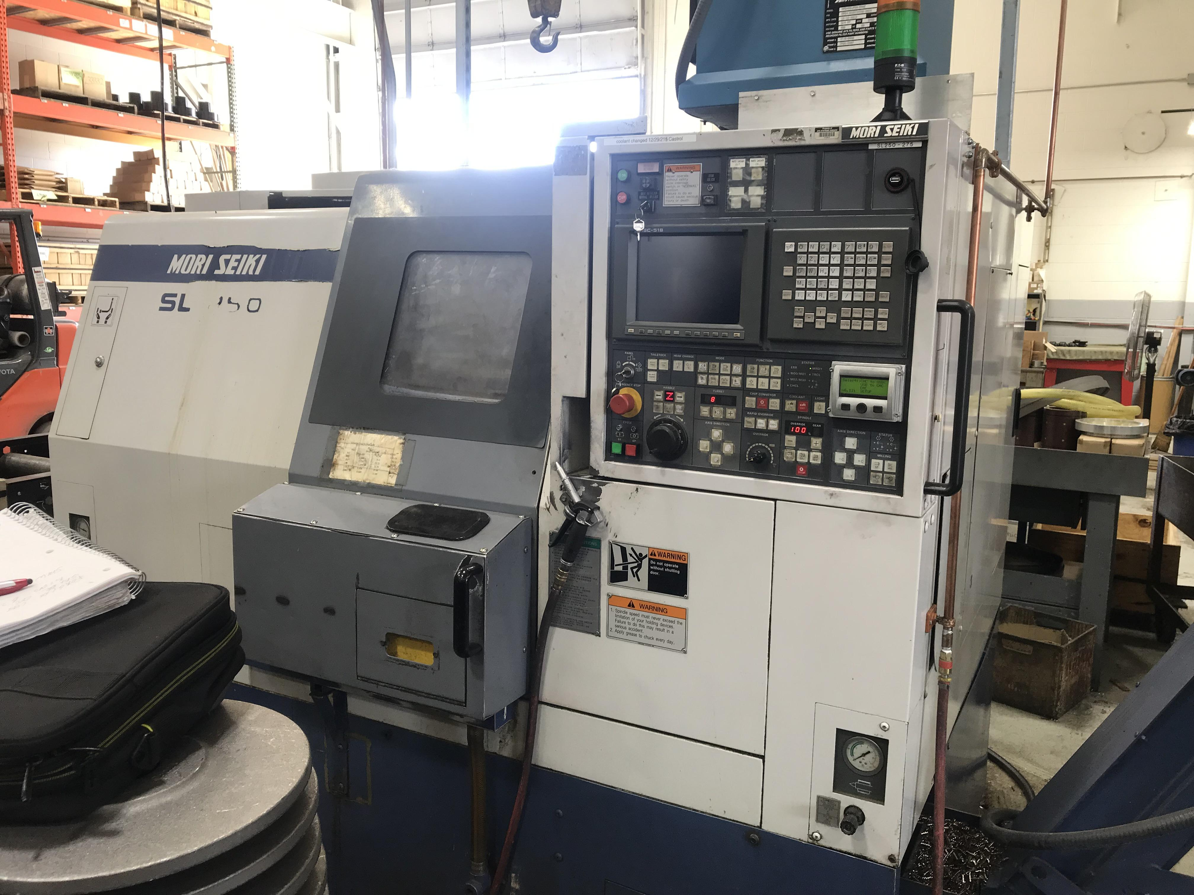 Used CNC Machines | Buy and Sell Surplus CNC Machinery | S&M