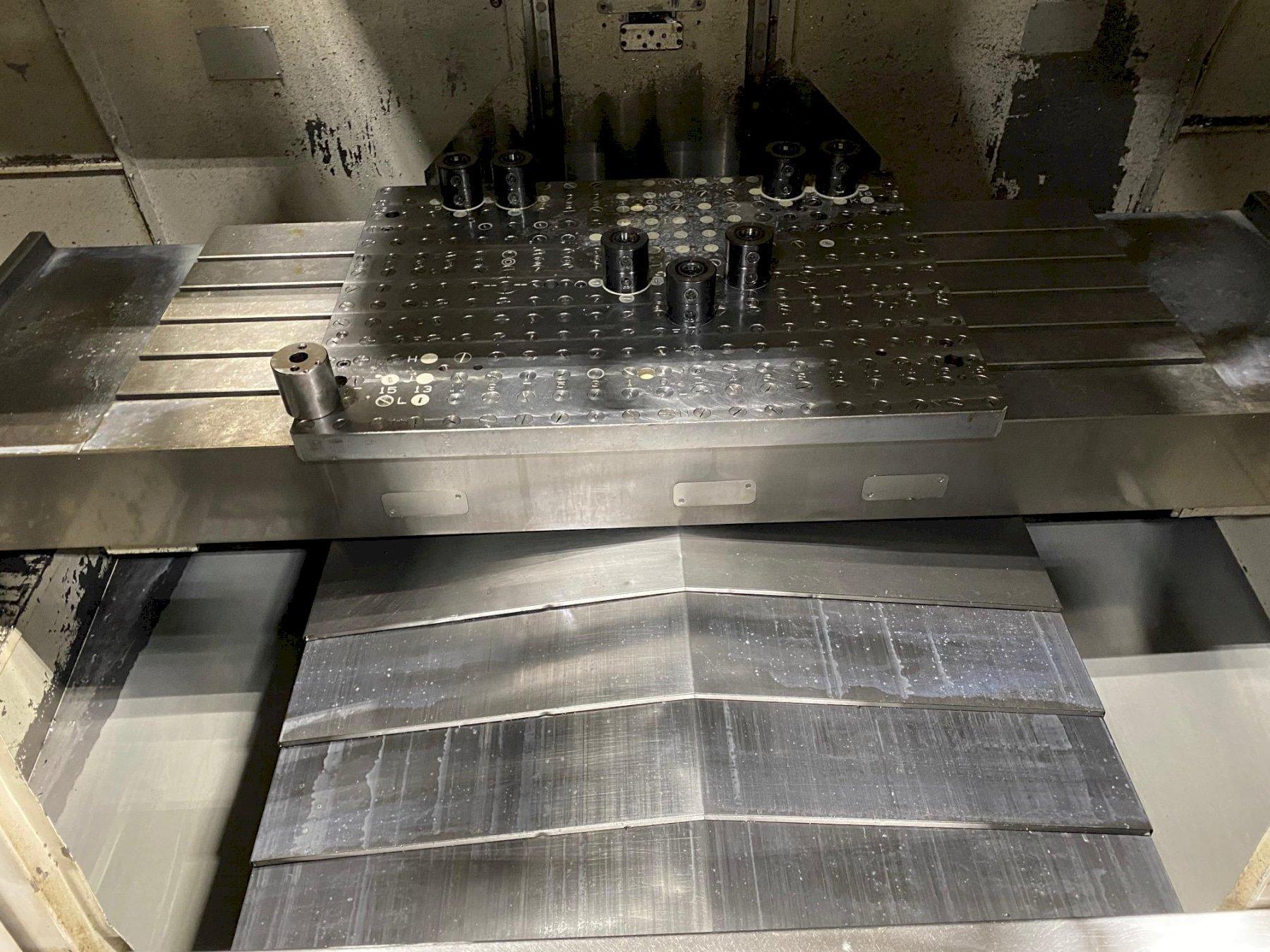2007 Milltronics VM30 Vertical Machining Center
