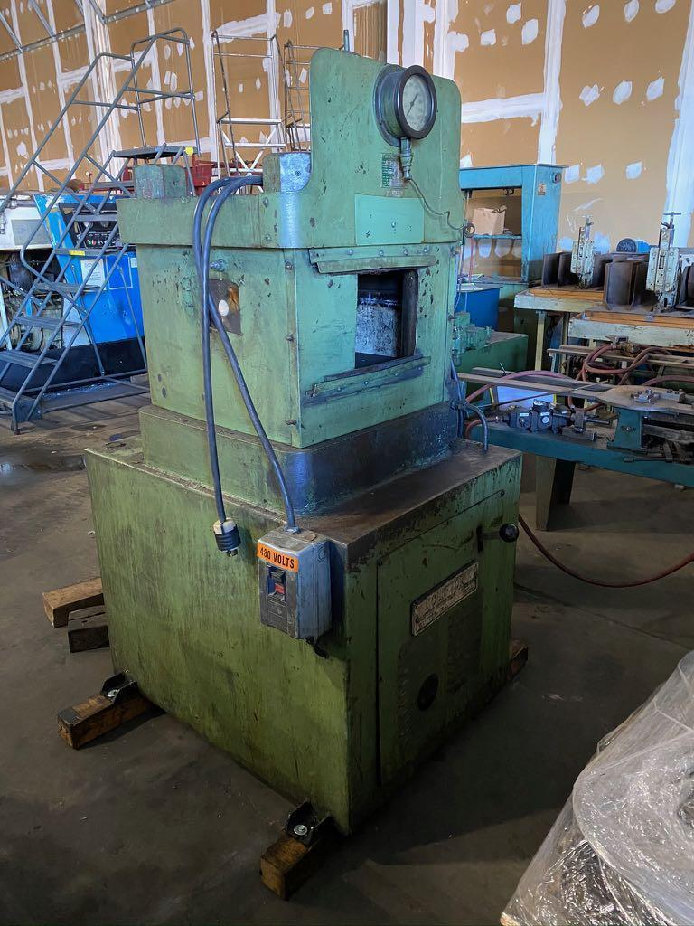 Clifton 200 Ton Hobbing Press Model 2B-200-SP