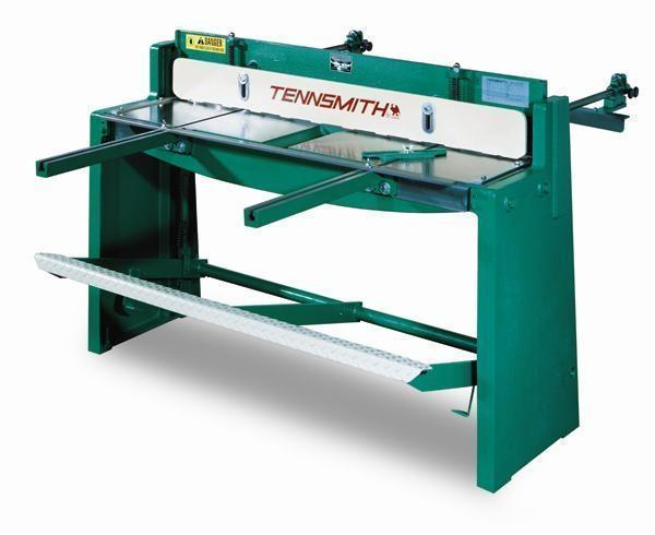 "16 Ga x 52"", New Tennsmith Foot Shear Model 52"