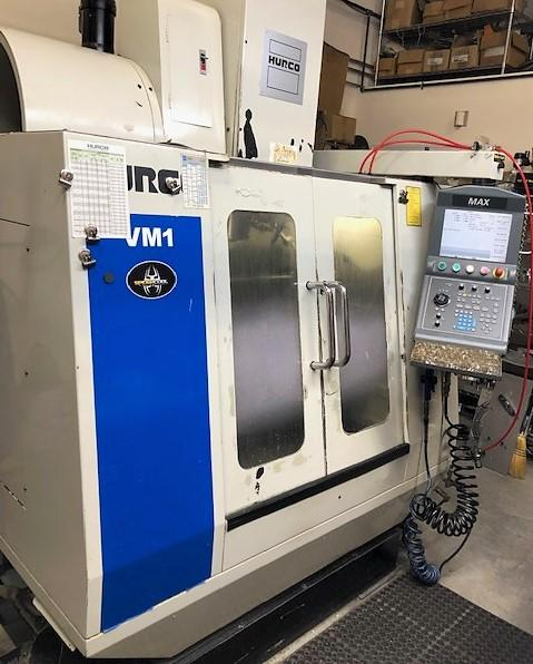 Hurco VM1 Vertical Machining Center