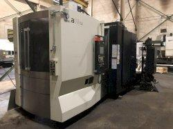 Makino A61NX CNC Horizontal Machining Center (2011)