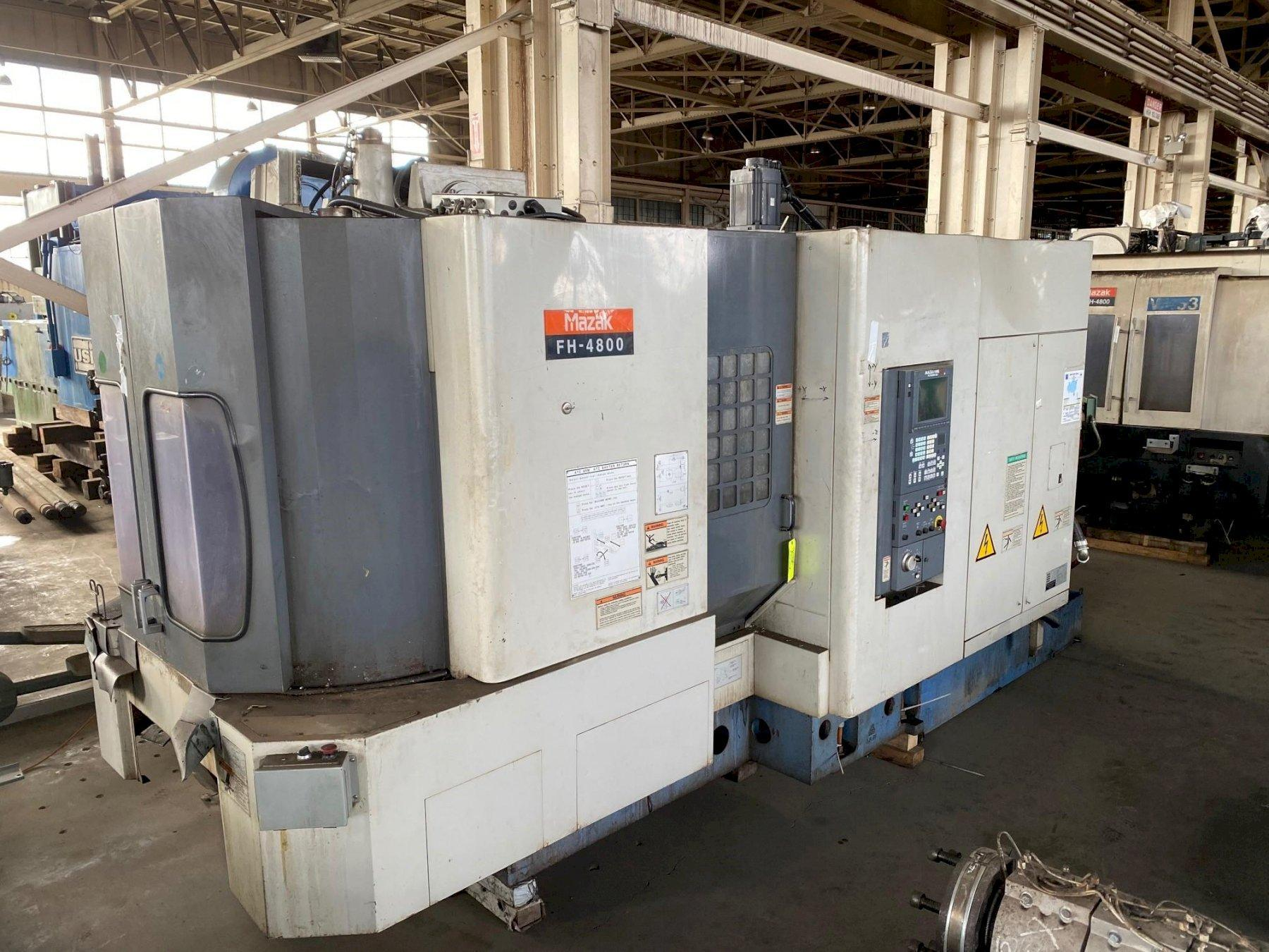 Mazak FH-4800 CNC Horizontal Machining Center
