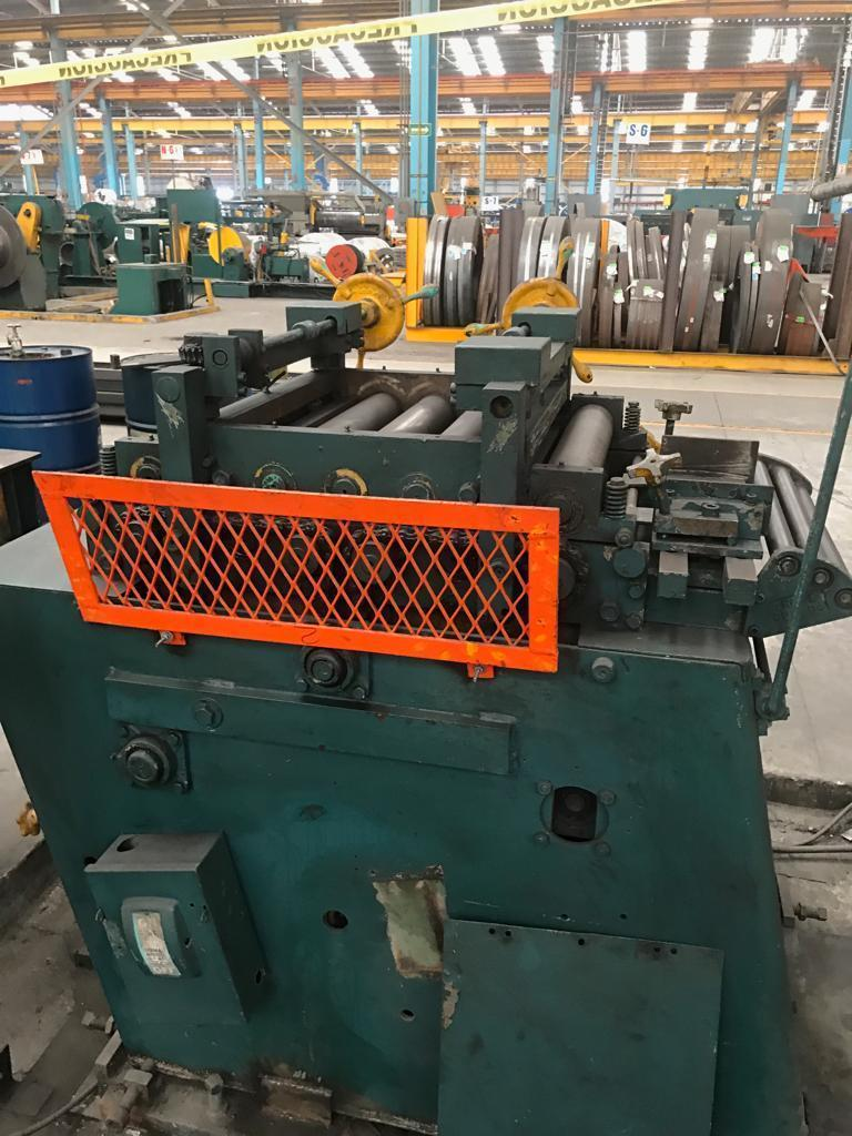 11 Stand Yoder Purlin Rollforming Line