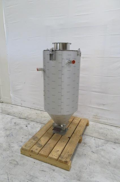AEC Material Drying Hopper, WH-150, Never Used, 150 lb Capacity