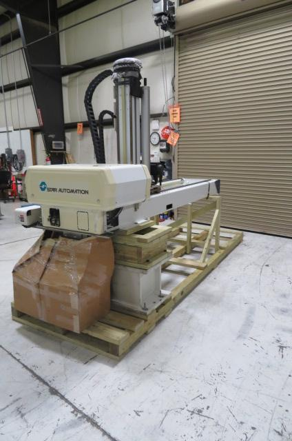 Star Automation Used TW-1800VI Full Servo Robot, 900-2500 ton, Yr. 2013