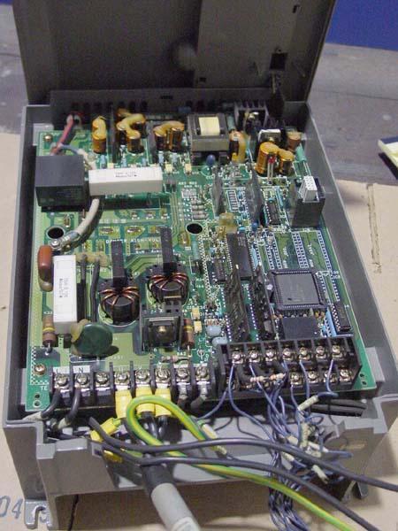 FENNER MOTOR CONTROL UNIT SpeedRanger 4021 Md 542H1510 1.5KW 220/240V