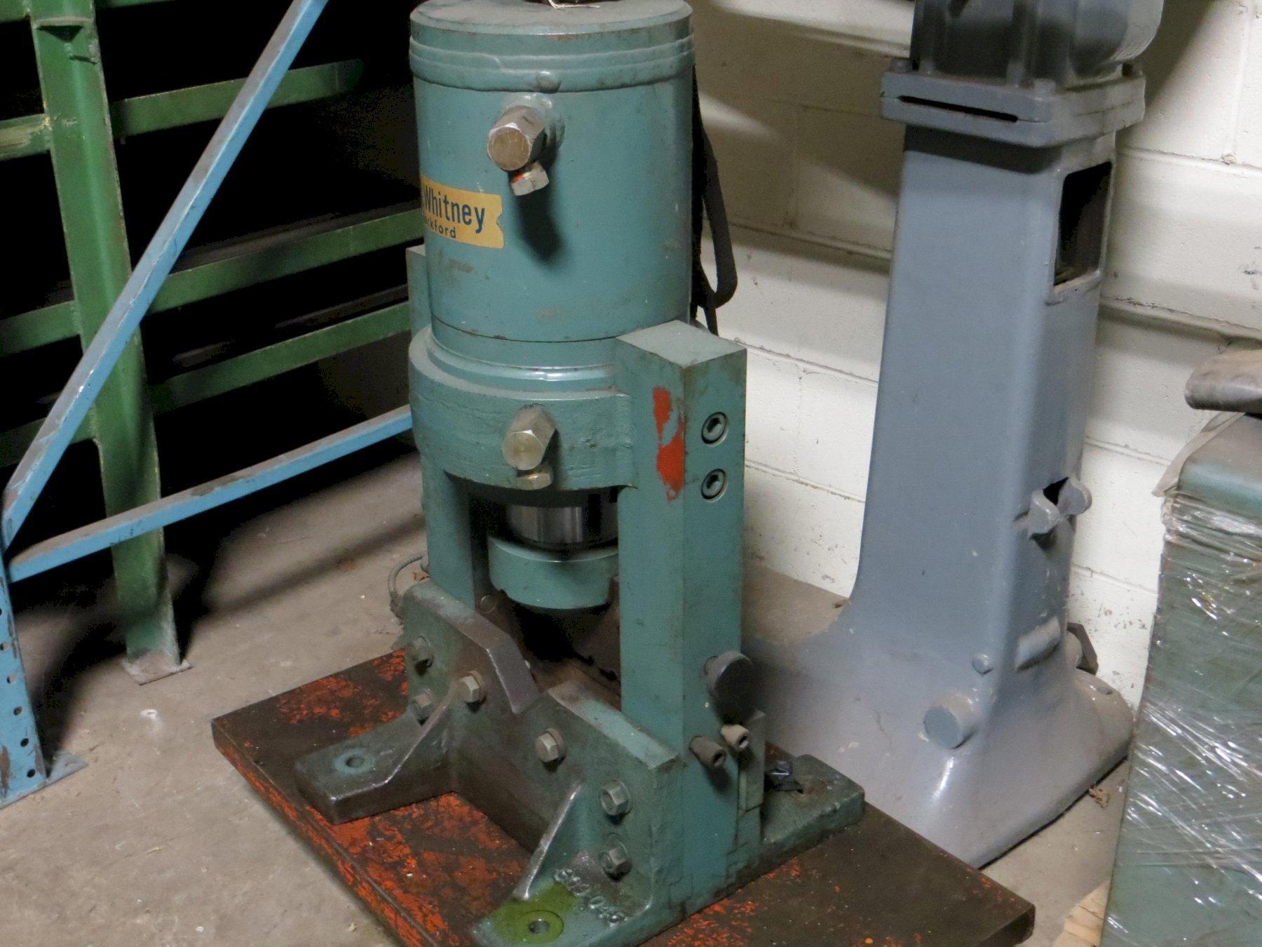Used WA Whitney Angle Shear Model 609B