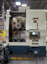 You Ji YV-800A CNC Vertical Lathe
