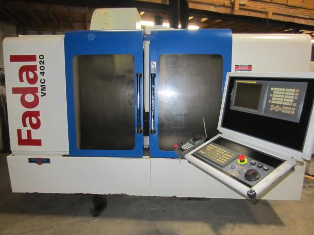 Fadal Model VMC 4020VT Vertical Machining Centre