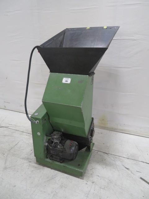 "Rapid Used 617-SR Granulator, 30""x31""; 6""x16""; 3hp, 460V"
