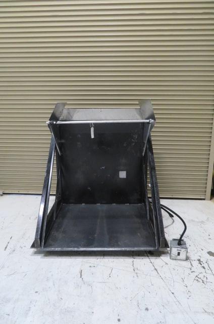 Material Transfer and Storage, Inc. Used Box Dumper, 115V