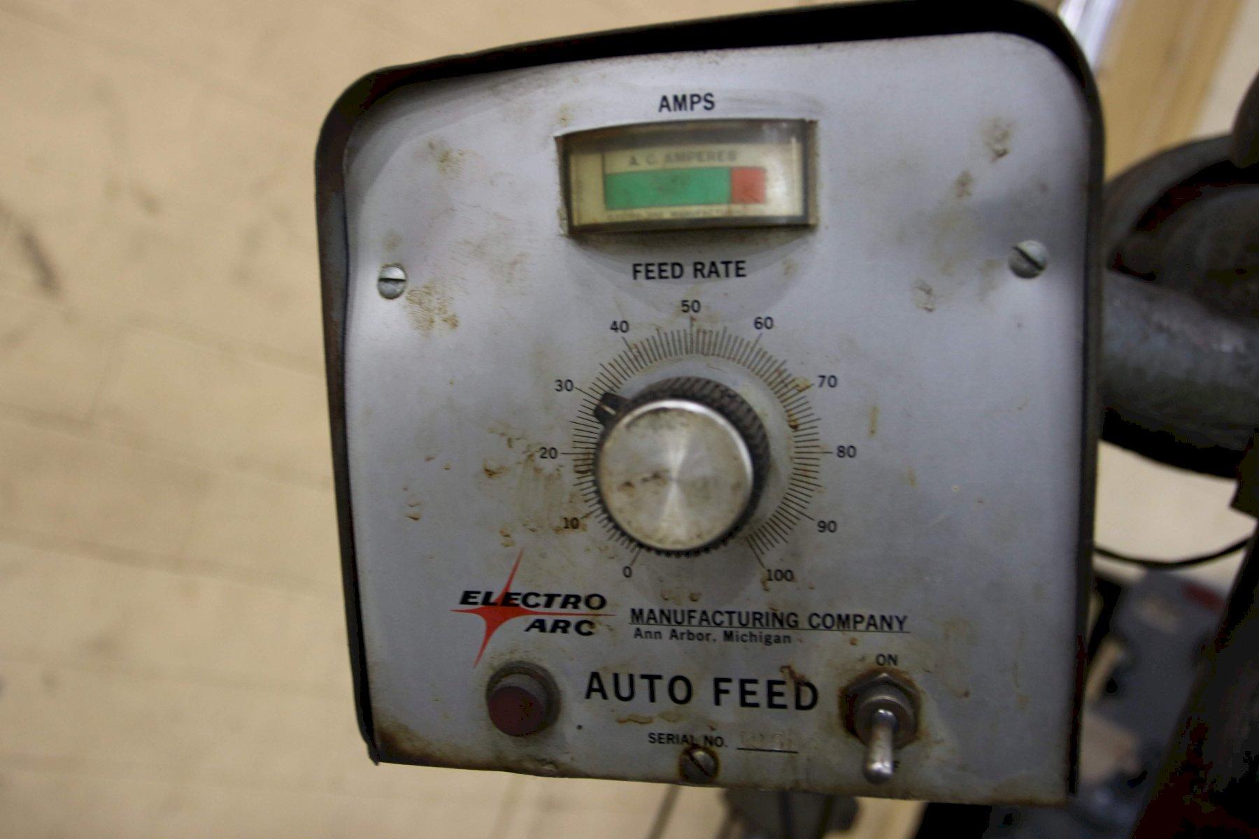ELECTRO ARC MODEL #2DBT TAP DISINTEGRATOR: STOCK# 71181