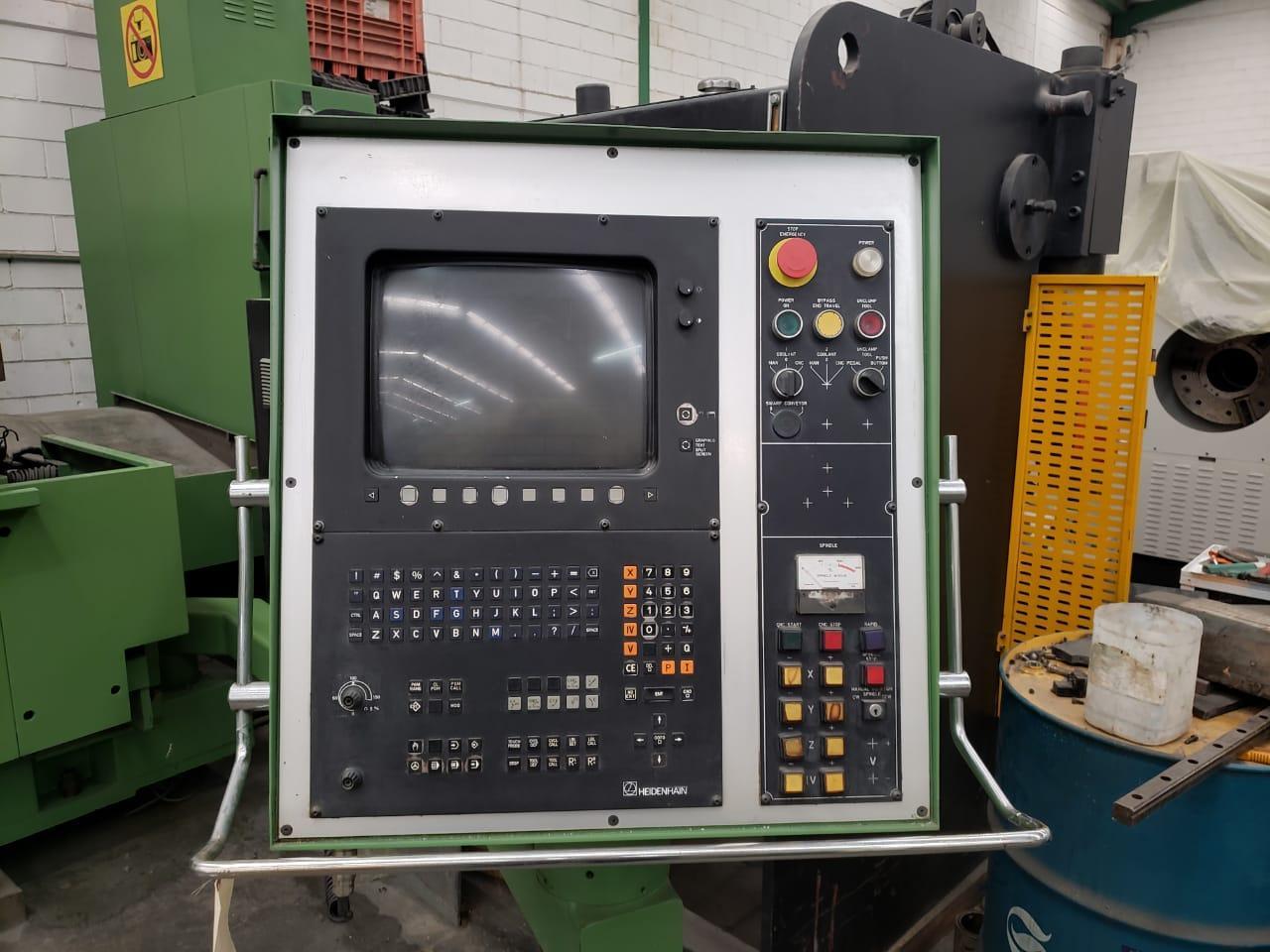 ANAYAK FBZ-HV-2500 Travelling Column Bed Mill