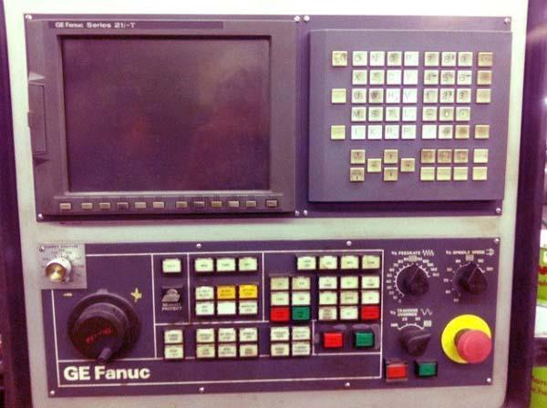 Mazak 'Heavy Duty' Universal CNC Turning Center