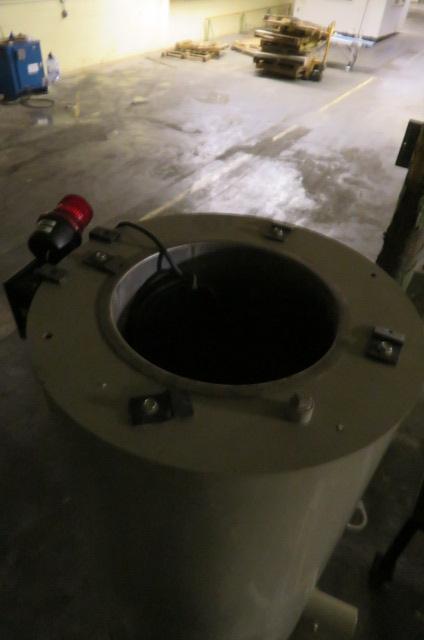 Conair Used Drying Hopper, 250 lb Capacity, Yr. 1995