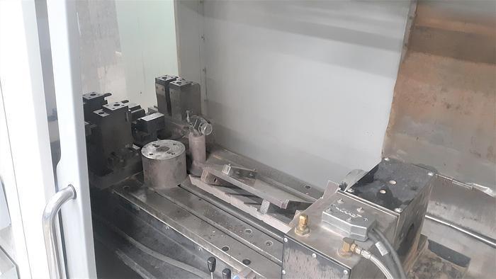 HAAS VF-4SS CNC VERTICAL MACHINING CENTER
