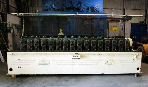 (1) Used 16 Stand x 1-3/4
