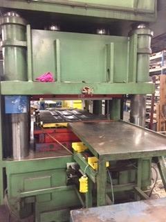 2000T Door Press