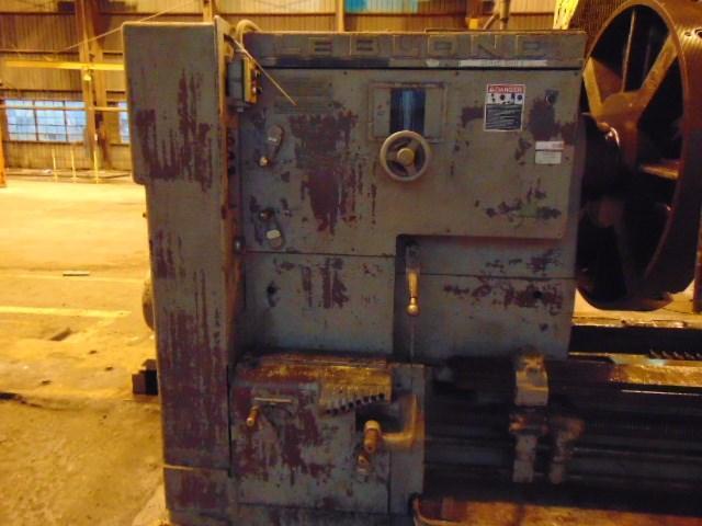 "60"" x 456"" (38') Leblond Model 4025-36 Heavy Duty Engine Lathe"