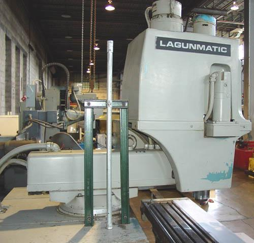 LAGUN LAGUNMATIC 310, DELTA DYNAPATH 10 CNC
