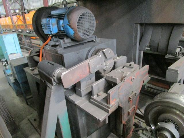 """2.5"""" (65mm) x 3.5mm Rossi Tube Mill / 300 KW Thermatool CFI Solid State Welder"""