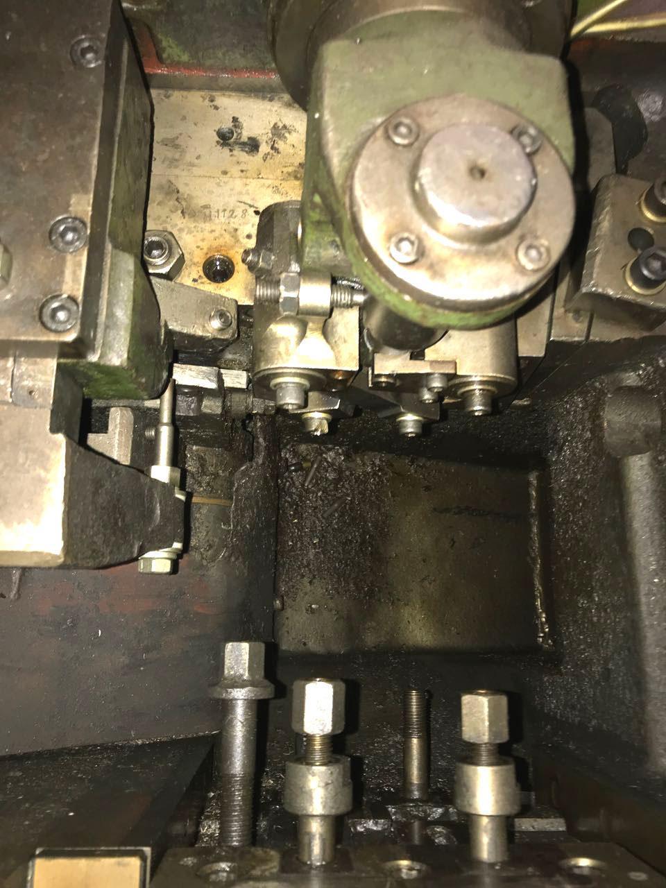 """5/16""""  Asahi Okuma Model AOT-8B 2 Die 2 Blow Header"""