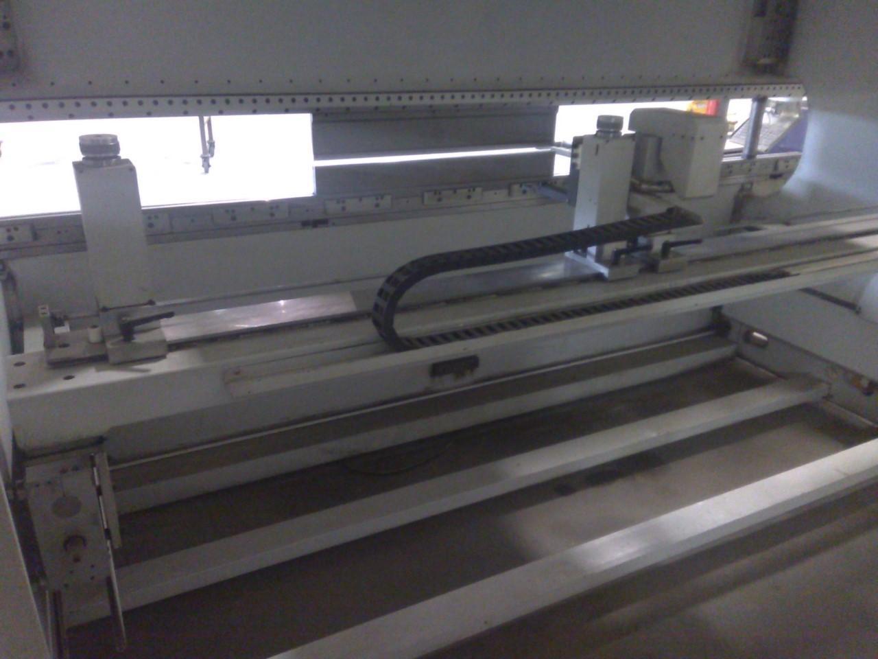 2012 Adira PMQ22040, 13' x 220 Ton, 4 Axis CNC Hydraulic Press Brake