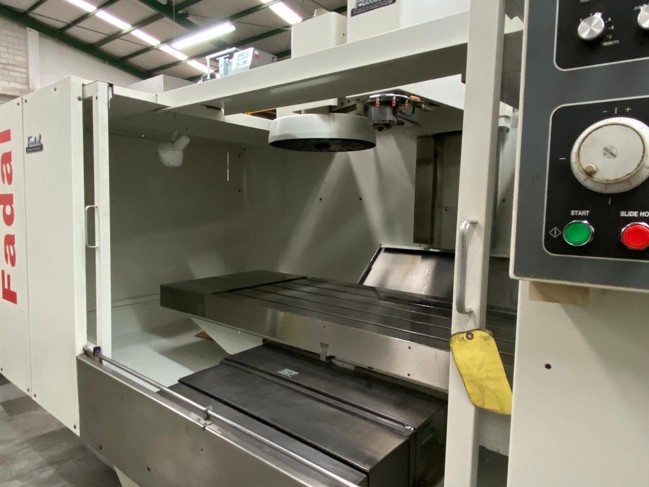 2011 FADAL VMC-6030 - Vertical Machining Center
