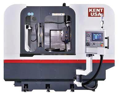 NEW KENT USA MODEL RGV-1000A CNC ROTARY SURFACE GRINDER