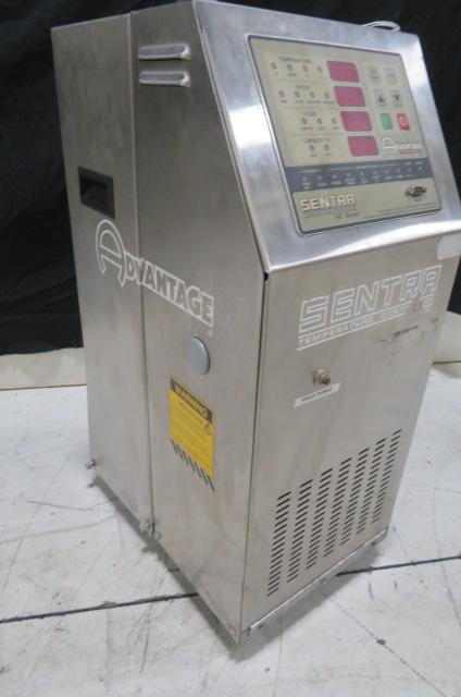 Advantage Sentra Used 3/4hp, 10 kw, SK-1035ZHE-41D1 Mold Temperature Control Unit, 460V, Yr. 2005