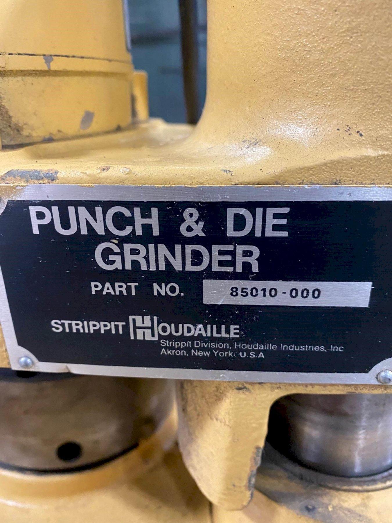 Strippit Portable Punch & Die Grinder, Model 85010-000